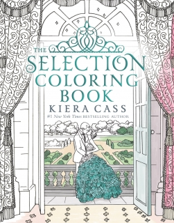 The Selection Coloring Book - Kiera Cass, Martina Flor